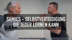 SAMICS - Selbstverteidigung die jeder lernen kann!