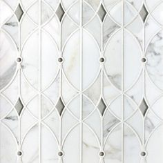 Welcome to Artistic Tile valencia lucido glas and stone water jet mosaic Bath Tiles, Mosaic Tiles, Tiling, Floor Patterns, Tile Patterns, Artistic Tile, Stone Tiles, Stone Mosaic, Kitchen Backsplash