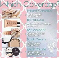 What kind of coverage are you looking for? We have you covered!! www.youniqueproducts.com/lashmarvelous