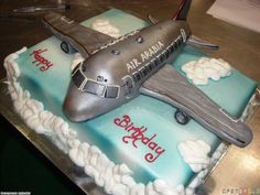 Coolest Jay The Jet Plane From Wwwcoolest Birthday Cakescom