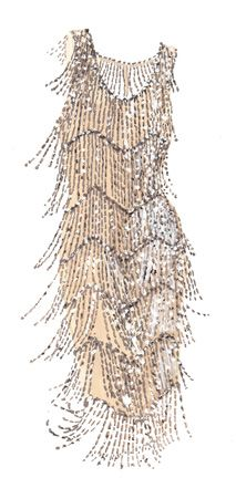 Wow! that dress drawing