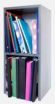 Meet the School Locker Shelf Locker Organizer | The Ultimate Organizer™ - one product that fits 3 different locker sizes - 9″ , 12″ & 15″ + it's the only product of its kind on the market http://www.lockershelfco.com/