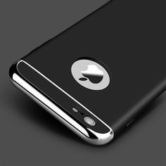 GOESTIME High Quality Luxury Ultra Thin Shockproof Armor Phone Cover Case For iPhone 5 5s SE 6 6s 6 Plus case