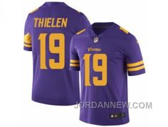 http://www.jordannew.com/mens-nike-minnesota-vikings-19-adam-thielen-elite-purple-rush-nfl-jersey-cheap-to-buy.html MEN'S NIKE MINNESOTA VIKINGS #19 ADAM THIELEN ELITE PURPLE RUSH NFL JERSEY CHEAP TO BUY Only $23.00 , Free Shipping!