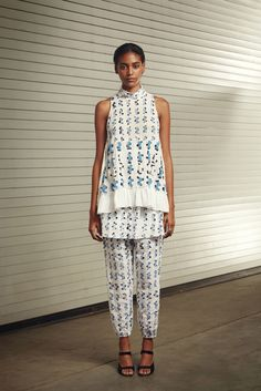 Rachel Comey Spring 2015 Ready-to-Wear Fashion Show