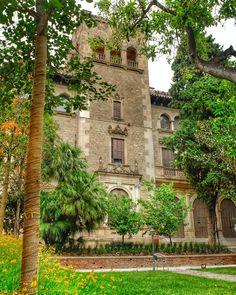 Jardins Muñoz Ramonet - Barcelona                                                                                                                                                                                 More