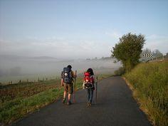 Cantabria, Spain. Camino de Santiago (Camino del Norte).