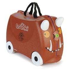 TRUNKI  Gruffalo travel case Kids Luggage, Stuff To Buy, Travel, Shopping, Accessories, Viajes, Trips, Tourism, Traveling