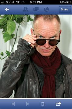 Sting in Carrera nice