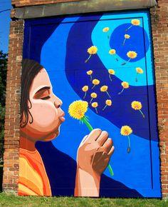 50 Outdoor Murals In Detroit 42