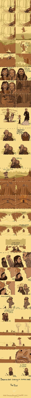 Hobbit/LOTR Tumblr Dump 5 by knightJJ on deviantART