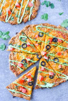 This keto Chicken Crust Taco Pizza is a super easy way to enjoy two classic favorites while seriously cutting the carbs. Low carb, Atkins, gluten free, keto