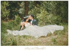 California Fairytale Forest Wedding Portraits {Quinn and Sean}