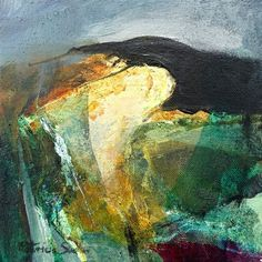 Border Hillside by Patricia Sadler(Scotland)