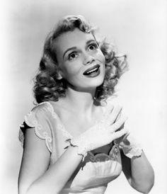 "Vintage Glamour Girls: Marie Wilson in "" My Friend Irma """