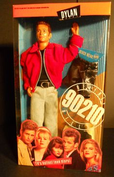 Dylan doll from 90210 | 25 Dolls From '90s TV Shows You'll Never Play With Again