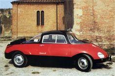 Vignale Abarth 750 Coupe 'Goccia' 1957