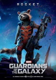 Guardians of the Galaxy (2014) - Rocket