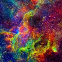 Tarantula Nebula | tulip nebula | From Amazing Things in this World | Pinterest