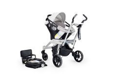 Orbit Baby - Stroller Travel System G2.  Car Seat and Stroller all in one!  dock and rotate your baby, 360 degrees on the stroller, and ergonomically into the car.