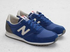 New Balance blue New Balance 420, Shoe Collection, Swagg, Gentleman, Men's Shoes, Cool Things To Buy, Kicks, Mens Fashion, High Fashion