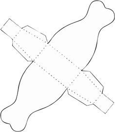 dress-shaped-box-template1.jpg (461×530)