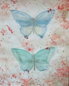 Baby Art, Painting, Painting Art, Paintings, Painted Canvas, Art Kids, Drawings, Infant Art, Baby Artwork