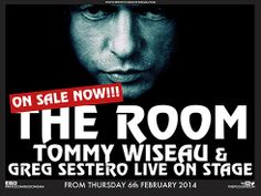 The Room Live In London - http://johnrieber.com/2013/10/27/tommy-wiseaus-classic-the-room-now-a-book-tommys-secrets-revealed/