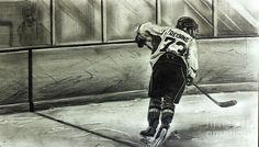 #73 Daniel Reising  Drawing