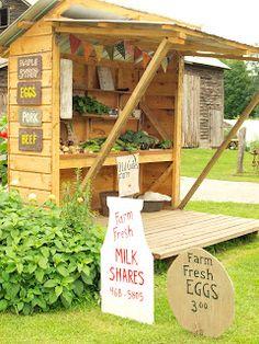 Old Gates Farm: Farmstand