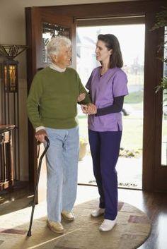 Balance exercises for the elderly.