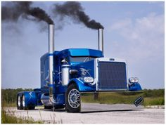 custom kenworth show trucks big