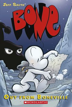 After being run out of Boneville, the three Bone cousins - Fone Bone, Phoney Bone, and Smiley Bone - are separated and lost in a vast, uncharted desert. One by one, they find their way into a deep, forested valley filled with wonderful and terrifying creatures. Eventually, the cousins are reunited at a farmstead run by tough Gran'Ma Ben and her spirited granddaughter, Thorn. But little do the Bones know, there are dark forces conspiring against them and their adventures are only just…