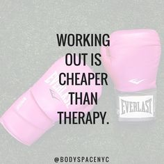 "Truth! What's your ""therapy""?"