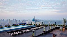5 Restoran Rooftop di Jakarta Yang Wajib Dikunjungi