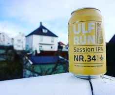 Iceland beer - A nice grapefruity Session IPA