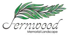 Logo Design for Fernwood Memorial Landscape by Julia Stege of Magical-Marketing.com