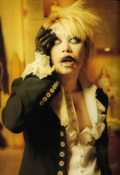 Visual Kei, Kyo Dir En Grey, Punks Not Dead, Cute Themes, Pastel Goth Fashion, Free Therapy, 24 Years Old, Pretty Boys, Harajuku