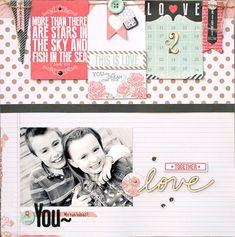 Together Love *Teresa Collins* - Scrapbook.com