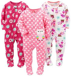 Amazon 10 Cute Simple Joys by Carter's Clothes for Baby Girls - Best Deals for Kids