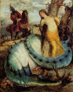 Desde el Renacimiento hasta nuestros días: Arnold Böcklin (1827-1901)