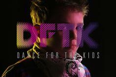 DANCE FOR THE KIDS by Dustin Schirer, via Behance
