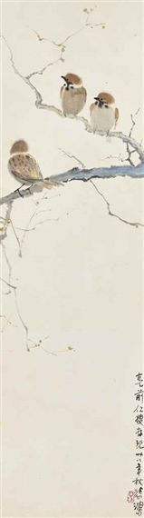 Artworks of Xu Beihong (Chinese, 1894 - 1953)