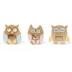 Best price on Wood Matryoshka Owl Home Decor 3 Sets //    Price: $ 23.90  & Free Shipping Worldwide //    See details here: http://mrowlie.com/product/wood-matryoshka-owl-home-decor-3-sets/ //    #owl #owlnecklaces #owljewelry #owlwallstickers #owlstickers #owltoys #toys #owlcostumes #owlphone #phonecase #womanclothing #mensclothing #earrings #owlwatches #mrowlie #owlporcelain