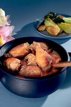 It is the national dish of the Philippines, and the subject of intense and delicious debate across its 7,100 islands whether made with chicken, pork or fish Whichever, the protein is braised in vinegar until pungent and rich, sweet and sour and salty at once, then sometimes crisped at the edges in high heat, and always served with the remaining sauce Its excellence derives from the balance of its flavors, in the alchemy of the process