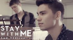 """""""Stay With Me"""" - Sam Smith (Sam Tsui Cover)"""