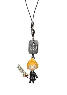 Kingdom Hearts Avatar Strap: Cloud [Accessories] by Square Enix