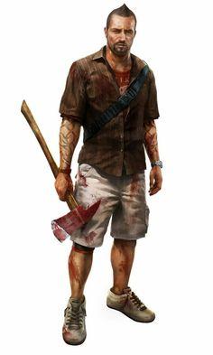 Dead Island : Logan : I love playing Logan!