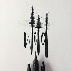 David Milan is an independent artist, illustrator and designer whose visual work includes typography, lettering and illustrations. Check out his unique artwork. Witch Craft, Lettering Practice Sheets, B&w Tumblr, Letras Tattoo, Images Gif, Illustration, Calligraphy Letters, Calligraphy Practice, Artsy Fartsy
