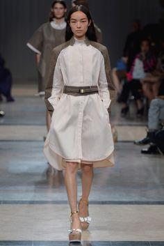 Sfilata Sacai #Paris - #Collezioni Primavera Estate 2014 - #Vogue #pfw #ss2014 #Sacai